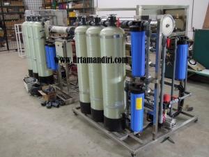Depot Air Minum Isi Ulang, reverse osmosis, ultrafiltrasi
