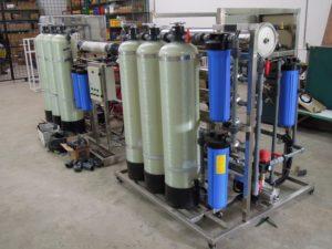 Softener dengan Mesin ro reverse osmosis