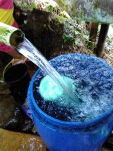 air minum air sumur