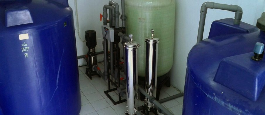 jasa water treatment
