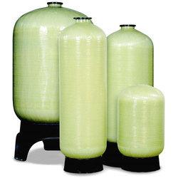 Tabung pengolahan air bersih