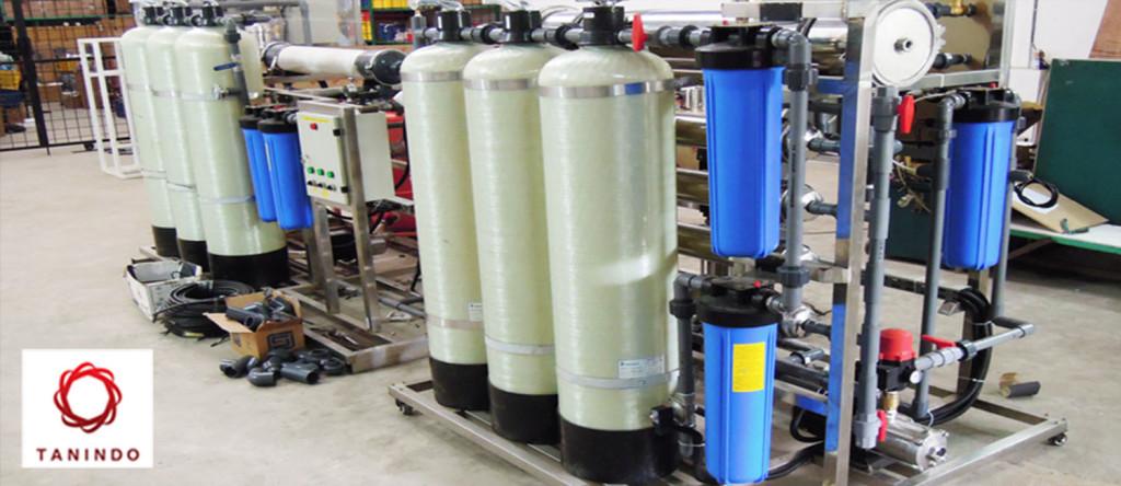 Mesin filtrasi air