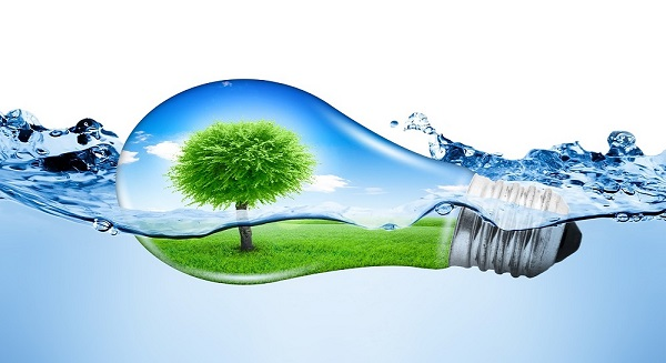 Save water save energy