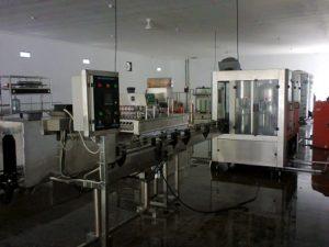 Mesin Pabrik Air Minum Dalam Kemasan