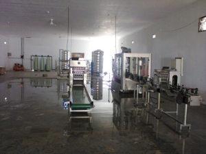 Mesin Air Minum Dalam Kemasan gelas