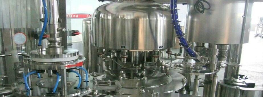 Mesin filling pengisian botol rotary automatic