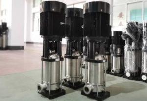 Pompa mesin ro tekanan tinggi